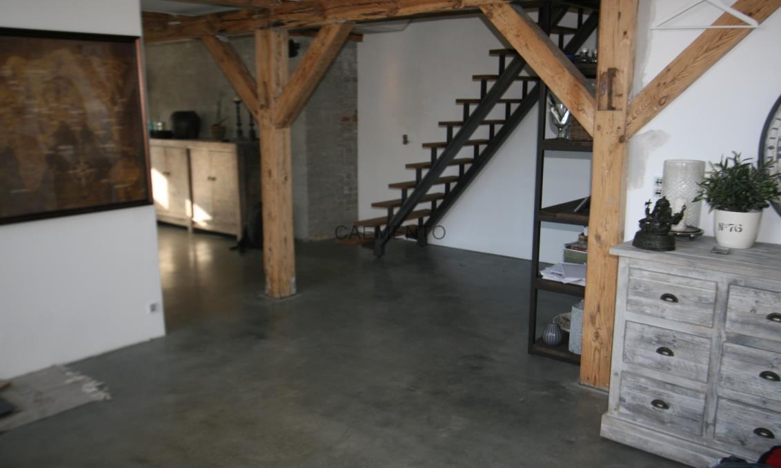 Poleret gulv - privat hjem
